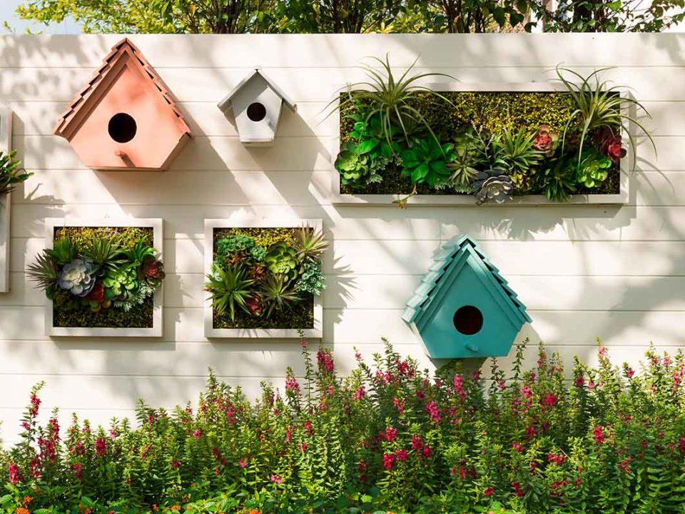 Vertikaler Garten | Vertical Gardening | 1A Garten Zitzelsberger in Ingolstadt